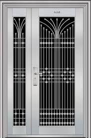 Detailed Art Deco Door Exterior Entry Doors Entrance Ways Front