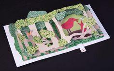 Pop Up Paper Design | Paper Engineer | Becca Zerkin | gallery
