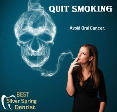 #OralCancer #QuitSmoking
