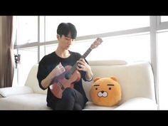 (Ed Sheeran) Photograph - Sungha Jung (ukulele)