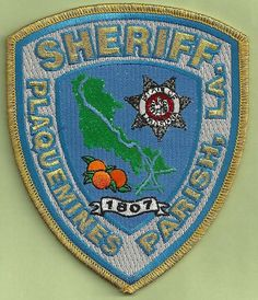 Plaquemines parish Sheriff LA