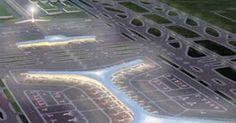 Economía/ Presentan 16 empresas propuestas para contrucción de la pista 3 del nuevo aeropuerto - PharmaMex