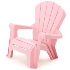Garden Chair - Pink