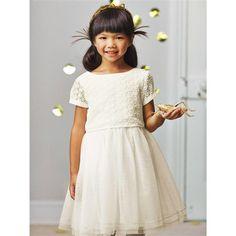 8dc974c48d88 8 meilleures images du tableau Robe petite fille   Enfants d honneur ...