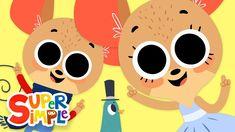 Wind The Bobbin Up   Kids Songs   Super Simple Songs