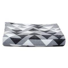TR 1 Beach Towel Gray