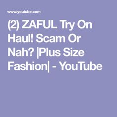 2aff40f2214bd ZAFUL Try On Haul! Scam Or Nah