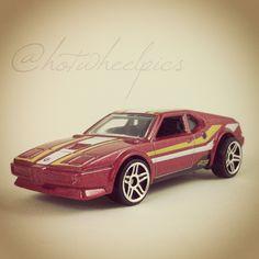 BMW M1 - 2016 Hot Wheels - BMW Series 1/8 #hotwheels | #diecast | #toys | #BMW | #hwp2016bmw