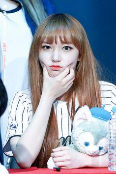 """트위터의 Wonderland In July 님: """"HQ  160416 구로 팬싸 #성소 #ChengXiao #우주소녀 #MoMoMo #모모모 @WJSN_Cosmic … """""""