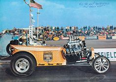Vintage Drag Racing - Altered