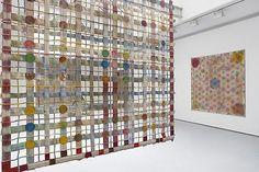 Alan Shields - Greenberg Van Doren Gallery