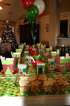 The Small Town Soiree: If You Give a Kid a Cookie...