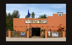 Cactus Joe's Blue Diamond Nursery, 12740 Blue Diamond Road, Las Vegas, NV 89161.