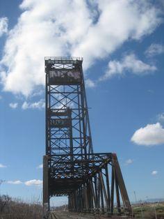 mossdale bridge. lathrop, ca