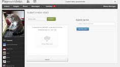 phpVibe v3.1 Upload engine