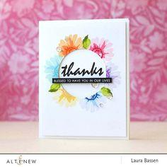Altenew-Thank You Stamping Kit