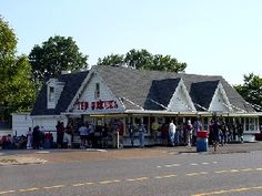 Ted Drewes on Route 66 in St Louis, Missouri