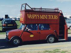 Double decker | Not Normal | MINI | Mini cooper | cars | miniac | Schomp MINI