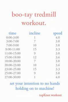 Workout: Quick Cardio and Kickass Abs boo-tay tredmill workout. Close Close Francis Vrieze will you do this…boo-tay tredmill workout. Close Close Francis Vrieze will you do this… Cardio Yoga, Cardio Abs, Treadmill Workouts, At Home Workouts, Treadmill Incline Workout, Butt Workouts, Treadmill Routine, Stairmaster Workout, Elliptical Workouts