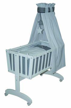 Roba 8950W E1 - Cuna mecedora: Amazon.es: Bebé