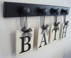 o my goodness... how cute to put in a bathroom!!!