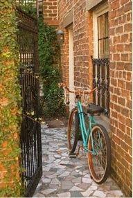 Alley Bike