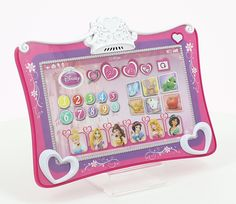 My First Disney Princess Touchpad - http://kdplanet.com/uk/home/64-my-first-disney-princess-touchpad-.html