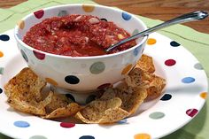 Bake It and Make It with Beth: Super Salsa for the Super Bowl!