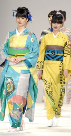 #2:  Aonokoubou Fashion Show.  Japan