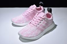 sports shoes 26682 92ba7 New adidas Womens NMD R2 Primeknit Pink White Running Shoes BY9315 Adidas  Nmd R2, Adidas