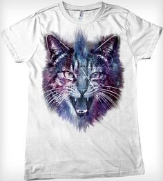Cosmo Cat T-Shirt by RE5CUE on Scoutmob Shoppe