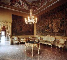 Palacio Ca'Rezzonico in Venedig
