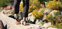 A la ville ou à la campagne vos LunaSandals vous suivent de partout ! #5doigts #LunaSandals #Barefoot #chaussures #minimalistes