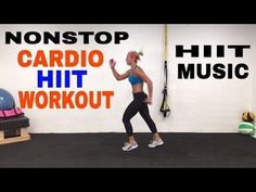 No Equipment Cardio, HIIT Workout, Fat Burning Cardio Weird Trick Forces Your Body To Stop Acid Reflux and Heartburn Faster Than You Ever Thought Possible! Cardio Kickboxing, Cardio Hiit, Cardio Boxing, Hiit Workouts Fat Burning, Toning Workouts, Abs Workout Video, Exercise Videos, Workout Diet, Dumbbell Workout