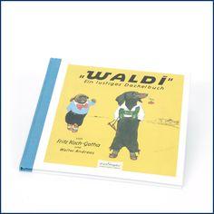 Auch ein schöner Klassiker unter den Kinderbüchern: WALDI! Wurde gerade gestern wieder einmal bei uns im #Feingefuehlshop bestellt. Dieser und andere #Kinderbuchklassiker findet Ihr hier: http://feingefühl-shop.de/kinder/buecher/6/-waldi-ein-lustiges-dackelbuch