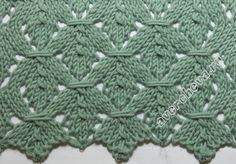 pattern 421: Entwined Leaves