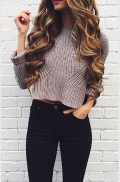 Streetwear for Women. 41 Comfy Casual Womens Outfits For Winter. Winter Fashion Style for Girls and Women. Fall Winter Outfits, Autumn Winter Fashion, Casual Winter, Fall Outfits For Teen Girls, Winter Fashion For Teen Girls, Winter Wear, Fall Outfits For School, Cute Outfits For Fall, Clothes For Teens Girls