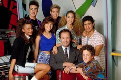 Night Classes As Told By Saved By The Bell