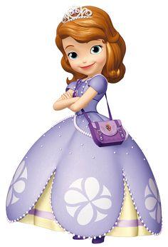 SES Iron-on beads Disney Princess Sofia