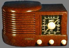 Zenith Model: 5R-312 radio page