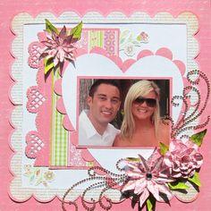 Cute couple - Scrapbook.com