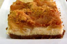 Μηλόπιτα cheesecake Greek Sweets, Greek Desserts, Greek Recipes, Thanksgiving Desserts, How Sweet Eats, Frozen Treats, Cheesecake, Deserts, Food And Drink