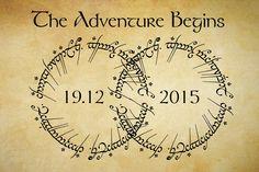Serena Masonde » Lord Of The Rings Wedding