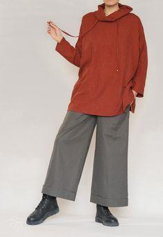 RUNDA TUNIC – لینوم   لباس لینن   لباس الیاف طبیعی   لینن استایل Normcore, Nature, Clothes, Style, Fashion, Outfits, Swag, Moda, Naturaleza