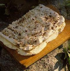 Kvæfjordkake – the world's best cake Norwegian Food, Danish Food, Cake Toppings, International Recipes, No Bake Cake, Bakery, Sweet Treats, Deserts, Good Food