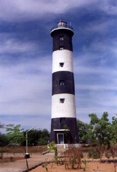 Lighthouses of India: West Bengal, Orissa, and Andhra Pradesh, Krishnapatnam