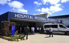 CHARLES ARAUJO BLOG: HOSPITAL REGIONAL DO AGRESTE DIVULGA CORTES CRÍTIC...