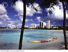 Tumon Bay, Guam   some day I'm going back for a visit..