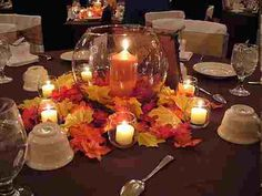 center piece bride and groom table but with flowers in center