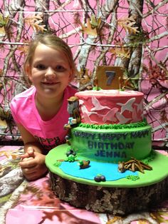 Duck Dynasty Party Ideas Inspirations cakes Pinterest Duck